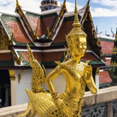 Bangkok agosto 2013