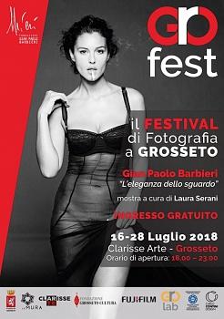 """""""Grofest Festival di Fotografia"""" Luglio 2018 Grosseto"""