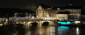 Notte di Natale a Basilea