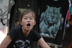 Bangkok - La sua gente