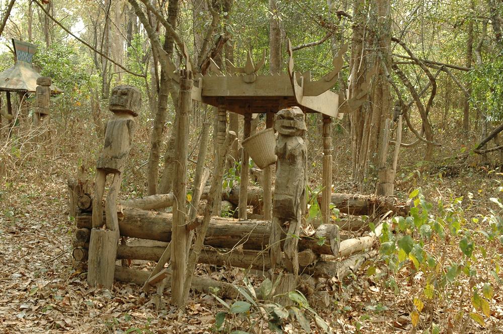 I cimiteri del Ratanakiri