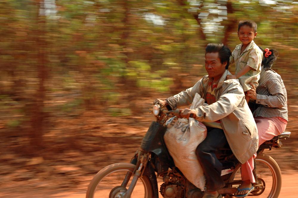 Ratanakiri - Repartage di viaggio dal Ratanakiri, una delle più belle e selvagge regioni della Cambogia