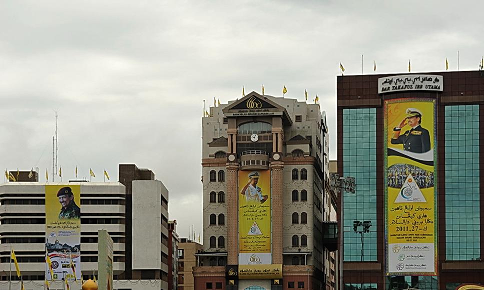Brunei - La terra dei contrasti