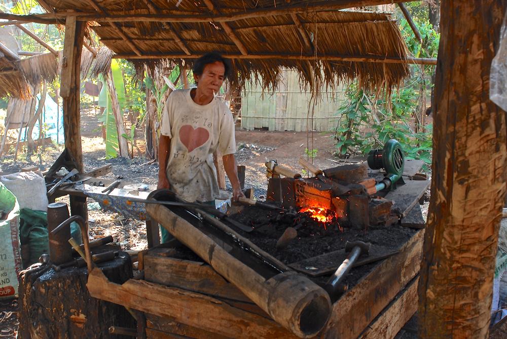 Altopiano di Bolaven - Laos