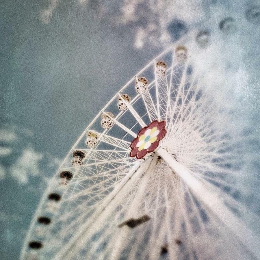 DREAMSCAPE - STAMPA GICLEE' FINE ART SU CARTA HAHNEMÜHLE PHOTORAG CM 40 X CM 40